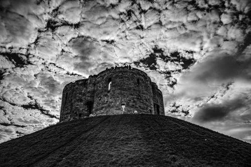 Cliffords Tower, York, England