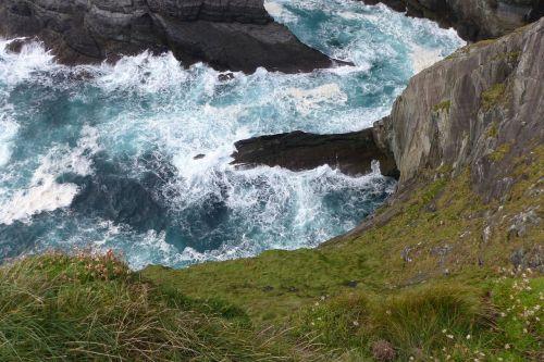 cliffs cliffs of kerry ireland