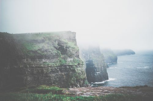 cliffs the cliffs of moher journey