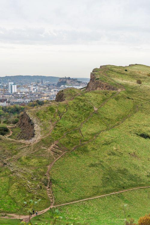 cliffs mountain steep