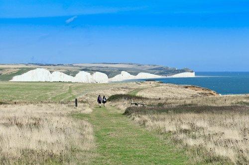 cliffs  walking  cliff