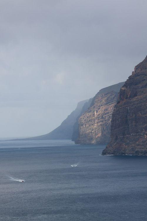 cliffs cliff los gigantes