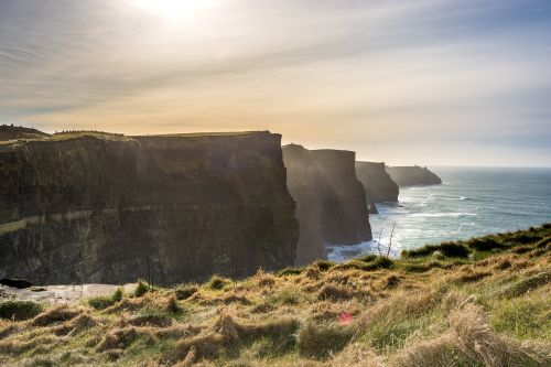 cliffs of moher ireland landscape