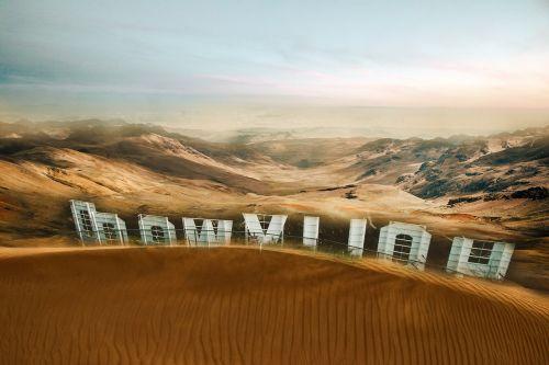 climate change hollywood desert