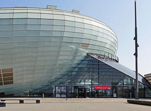 climatehouse  bremerhaven  architecture