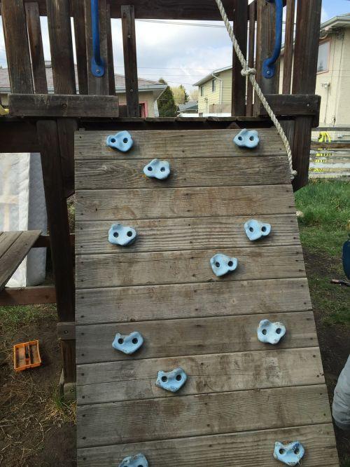 climb playground park