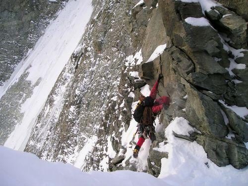 climb alpinism bergsport