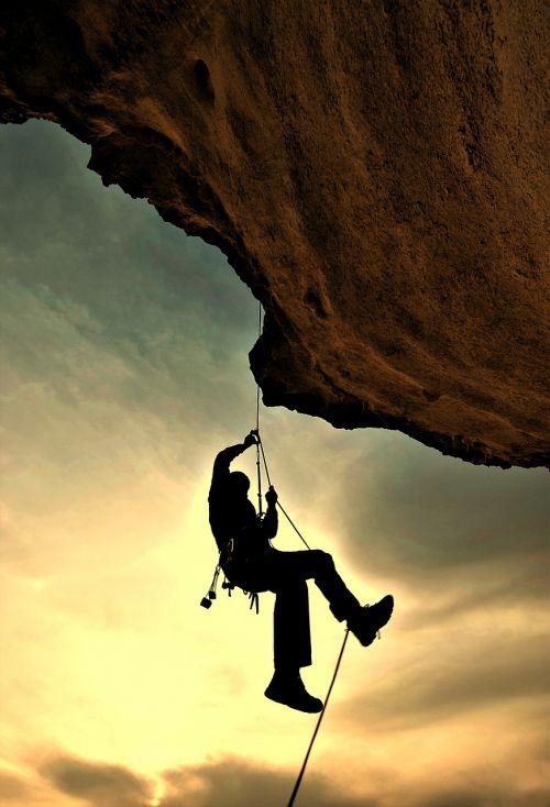 climber mountaineer mountaineering