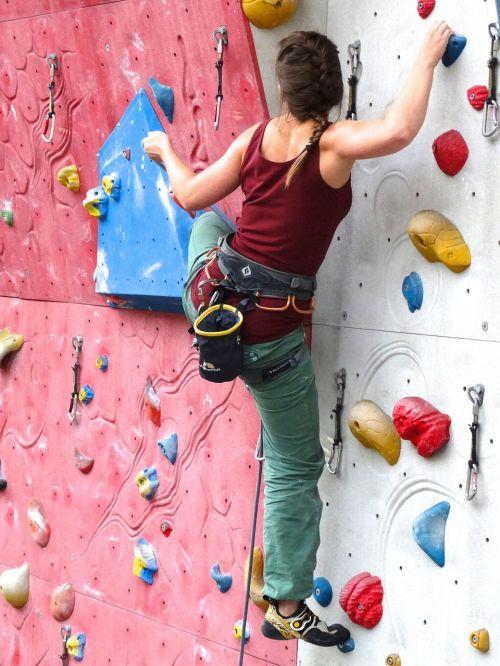 climber agile fit