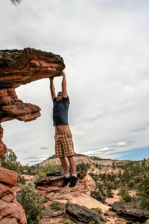 climbing mounts zion