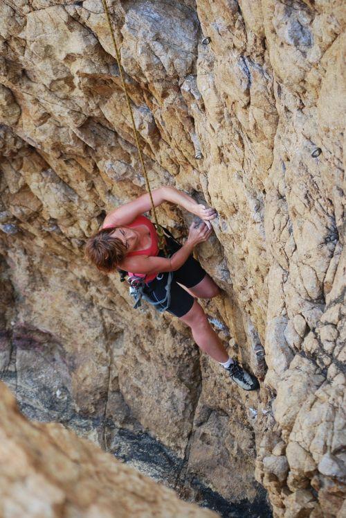 climbing rocks corsica