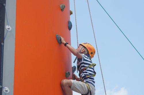 climbing child safety
