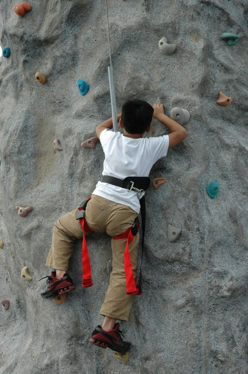 climbing rock sport