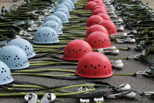 climbing helmets climbing equipment climbing harness