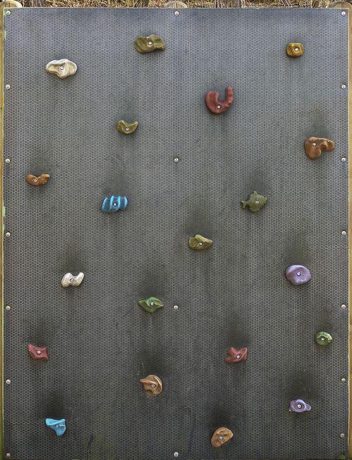 climbing wall boulder wall climbing holds