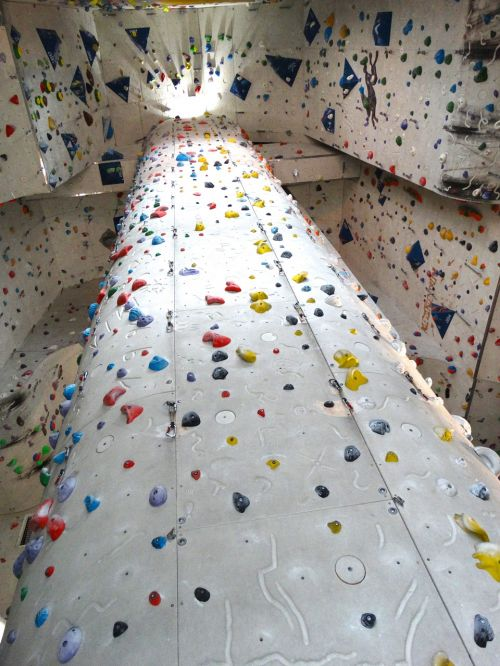 climbing wall climbing heaven high