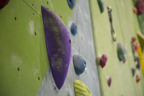 Climbing Wall Background