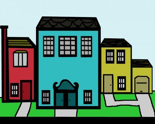 Clip Art Neighborhood