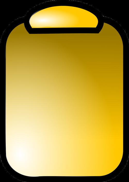 clipboard list checklist