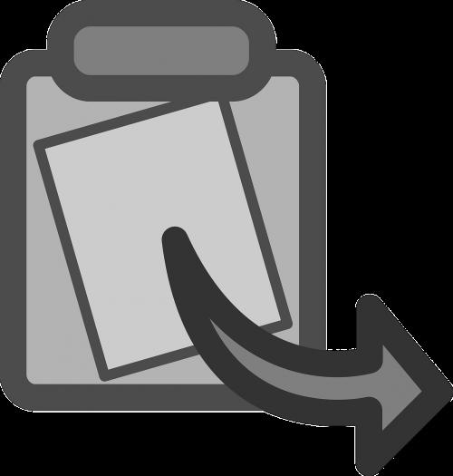 clipboard copy paste
