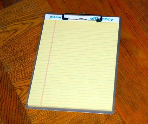 clipboard office supplies stationary
