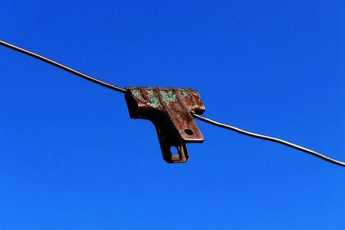 clips blue sky quaint
