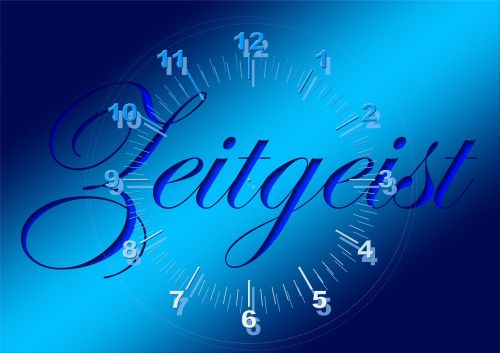 clock time zeitgeist