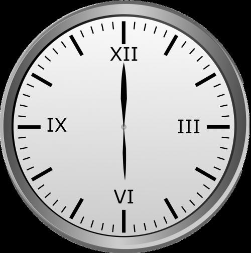 clock hour clock 12 hour clock
