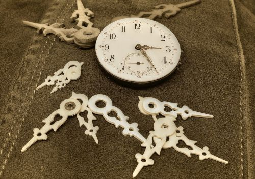 clock pocket watch nostalgia