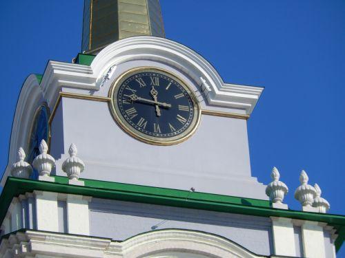 clock belfry showplace
