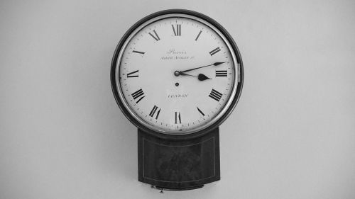 clock old time