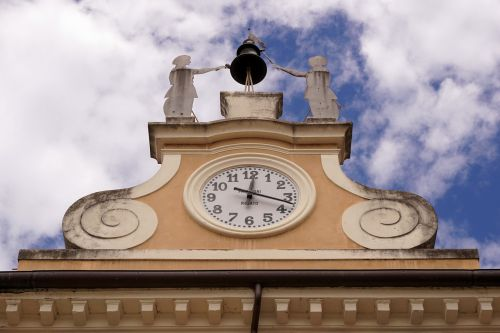 clock clock tower time