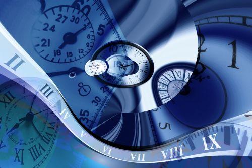 clock clock face present