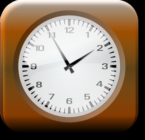 clock timer egg timer