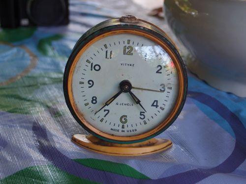 clock soviet watches rarity