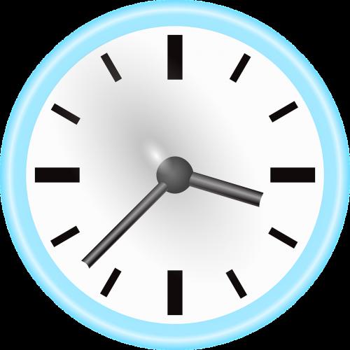 clock time analog
