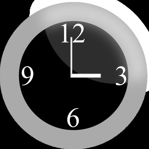 clock analog time