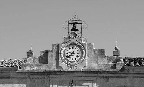 clock town hall bell