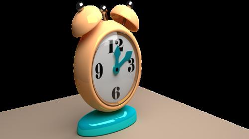 clock alarm clock time