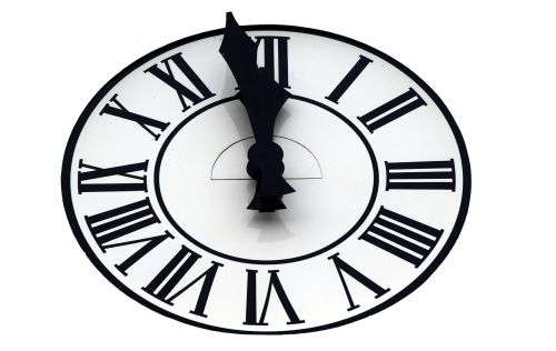 clock clock face time