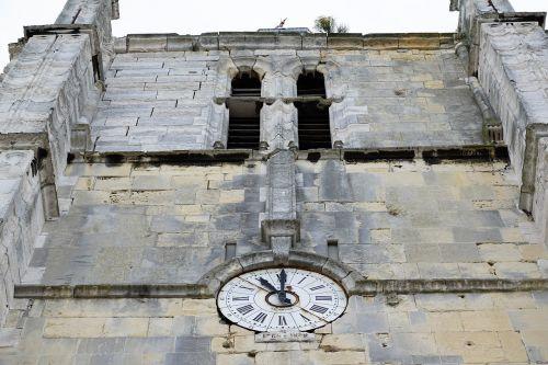 clock church le havre