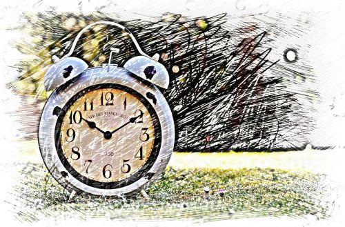 laikrodis,piešimas,spalvinga,laikas,laikas,laikrodžio veidas,žymeklis,laikas nurodant,surinkti,Žadintuvas