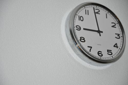 clock wall time