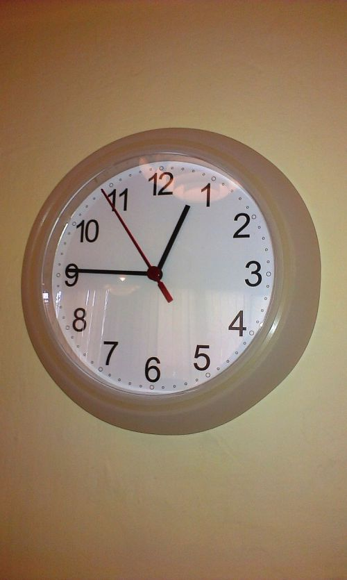 clock time tips