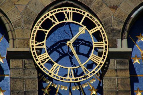 clock time time clock
