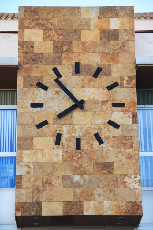 clock time murcia