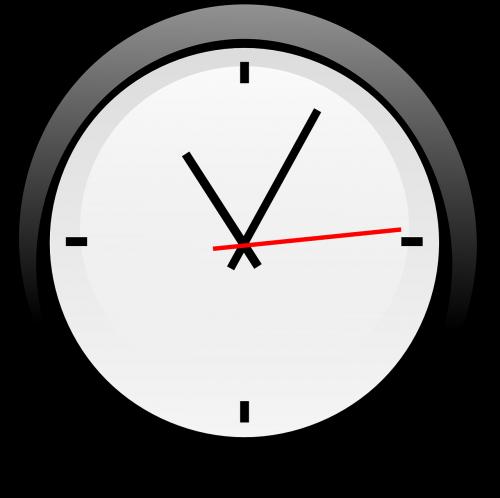 clock timer ticking