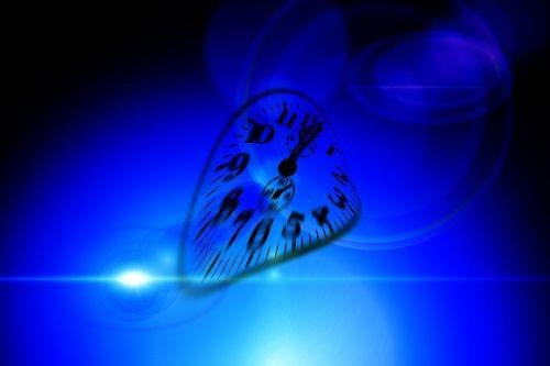 clock clock face date
