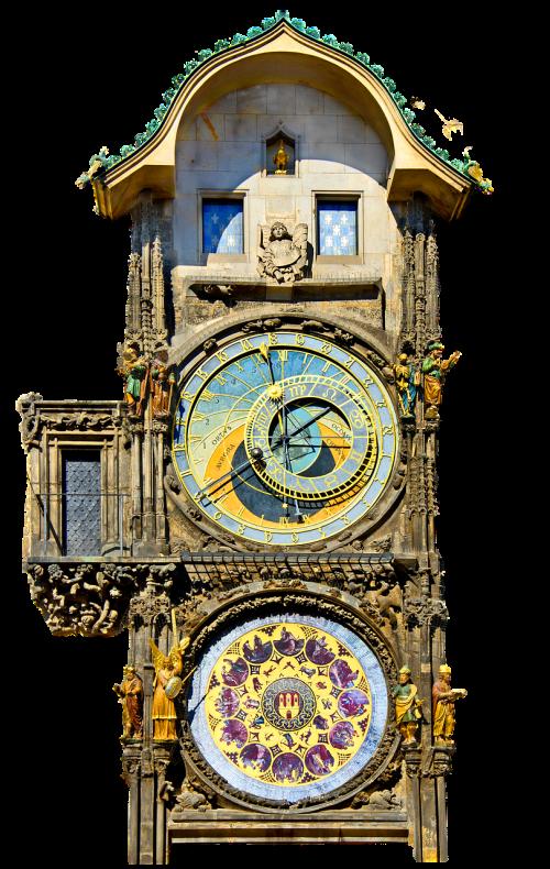 clock prague astronomical clock