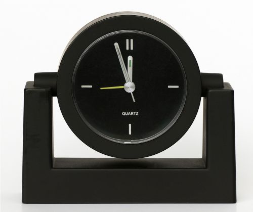 clock alarm clock table clock
